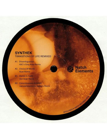Synthek ‎– Transitions Of...