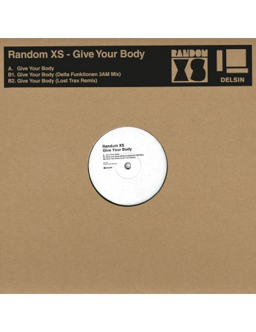 Random XS ‎– Give Your Body