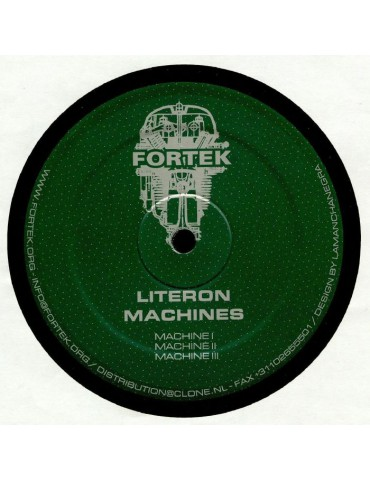 Literon ‎– Machines
