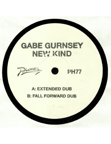 Gabe Gurnsey ‎– New Kind