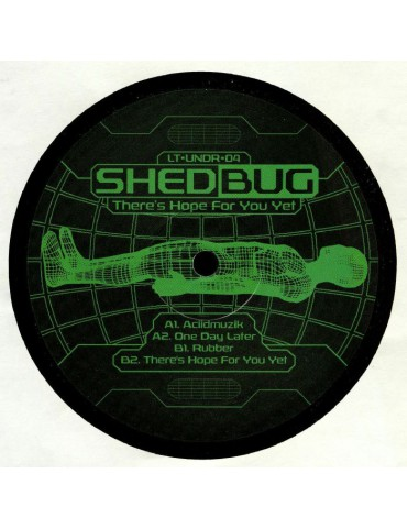 Shedbug ‎– There's Hope For...