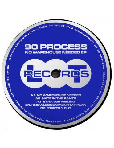 90 Process – No Warehouse...