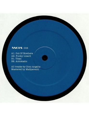 Dimi Angélis – ANGLS 008