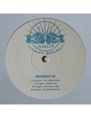 Basement UK ‎– Gangsta EP