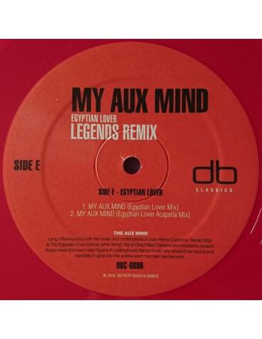 Aux 88 – My AUX Mind (Juan...