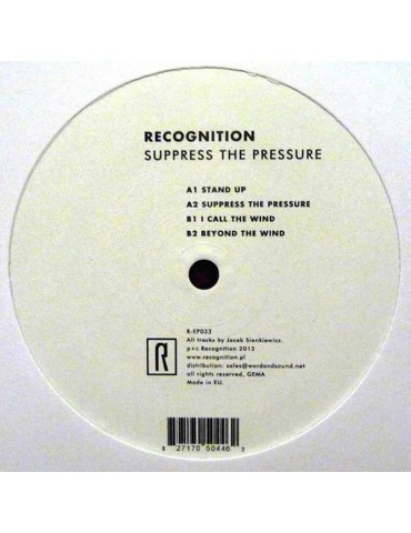 Recognition ‎– Suppress The...