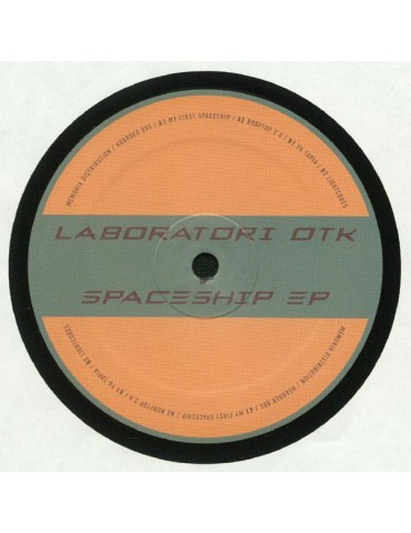 Laboratori OTK ‎– Spaceship EP