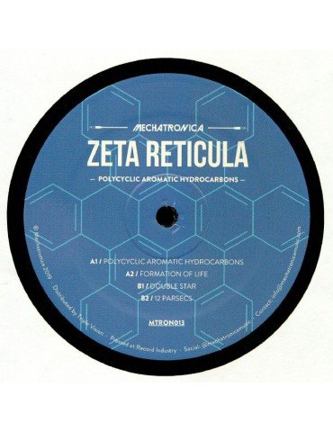 Zeta Reticula – Polycyclic...