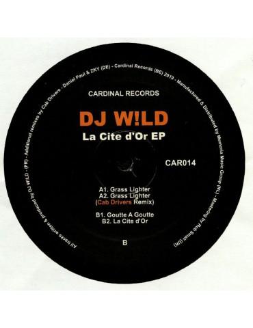 DJ W!ld – La Cite d'Or EP