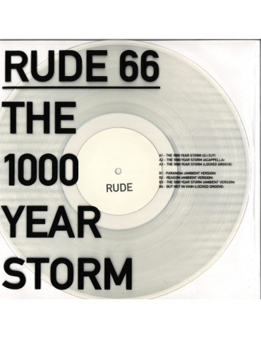 Rude 66 ‎– The 1000 Year Storm