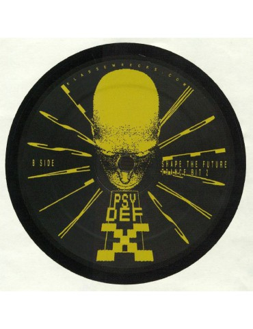 Psy Def X – Psy Def X EP