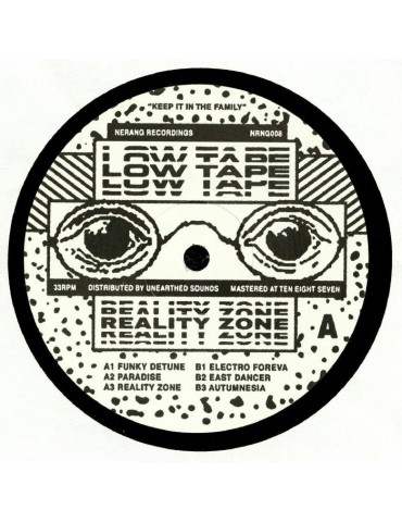 Low Tape ‎– Reality Zone EP