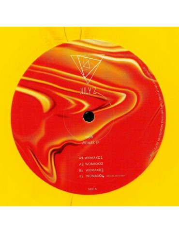 July'Z – Womax EP