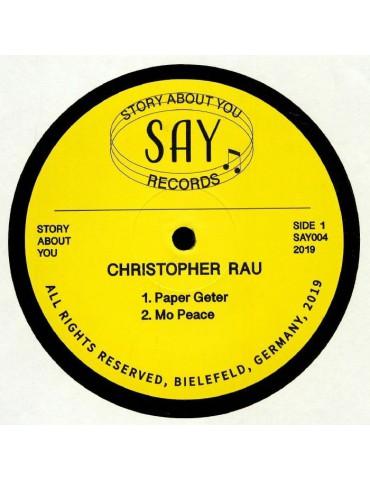 Christopher Rau, Pearla –...