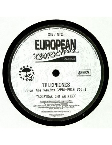 Telephones ‎– From The...