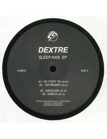Dextre ‎– Sleep Axis
