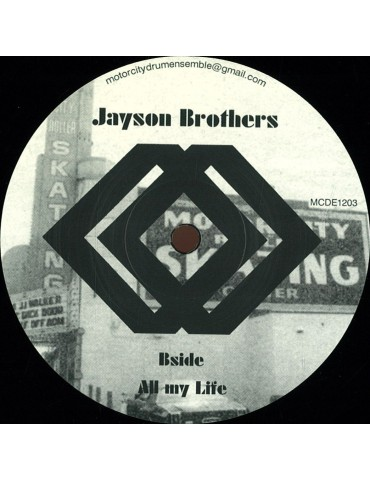 Jayson Brothers ‎– Monster...