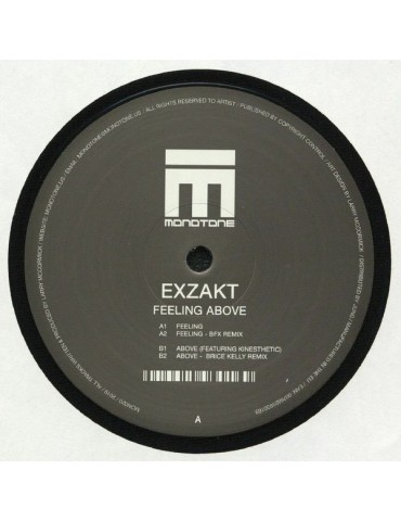 Exzakt ‎– Feeling Above