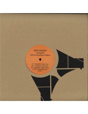 Mike Parker ‎– Voiceprint...