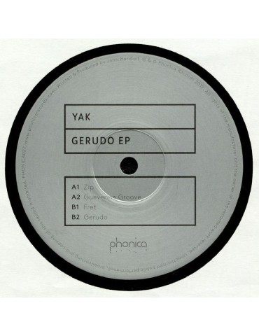 Yak – Gerudo EP