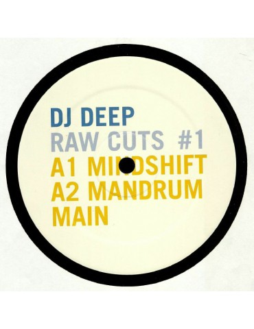 DJ Deep ‎– Raw Cuts Vol. 1