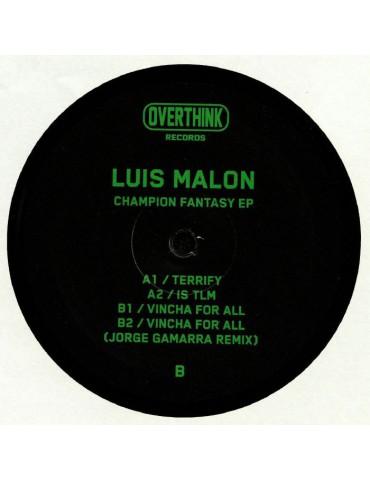 Luis Malon – Champion...
