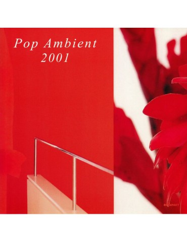 Various ‎– Pop Ambient 2001