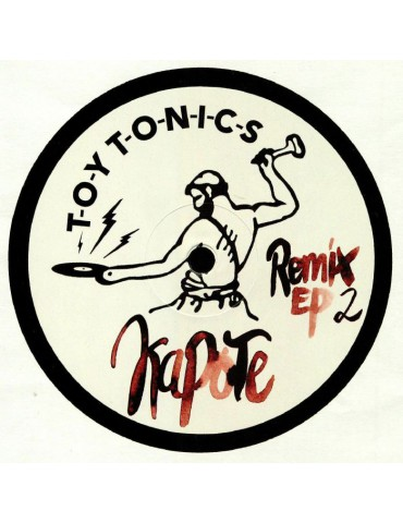 Kapote – Remix EP 2