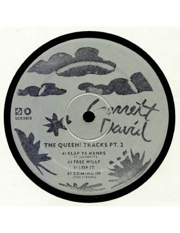 Garrett David – The Queen!...