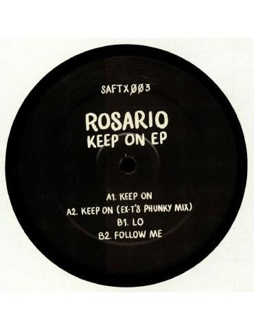 Rosario – Keep On EP