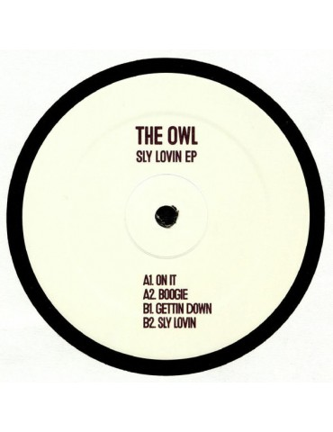 The Owl ‎– Sly Lovin EP