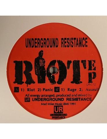 Underground Resistance –...
