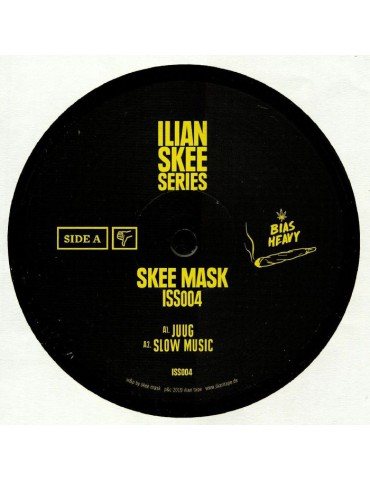 Skee Mask ‎– ISS004