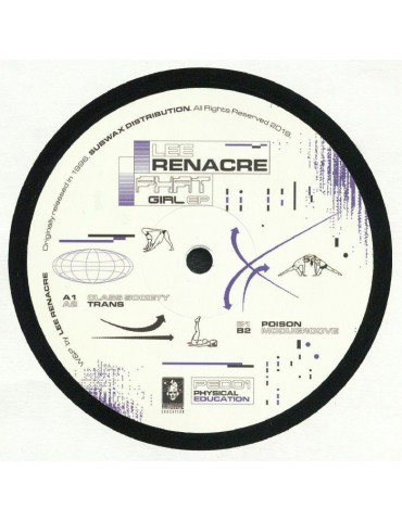 Lee Renacre ‎– Phat Girl EP