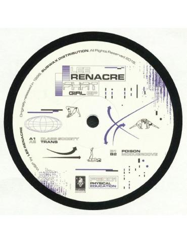 Lee Renacre – Phat Girl EP