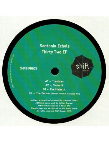 Santonio Echols – Thirty...