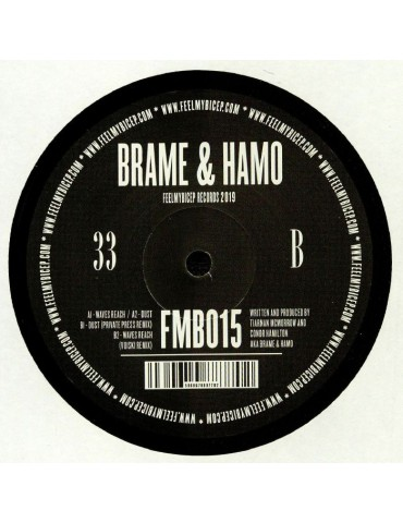 Brame & Hamo – Waves Reach...