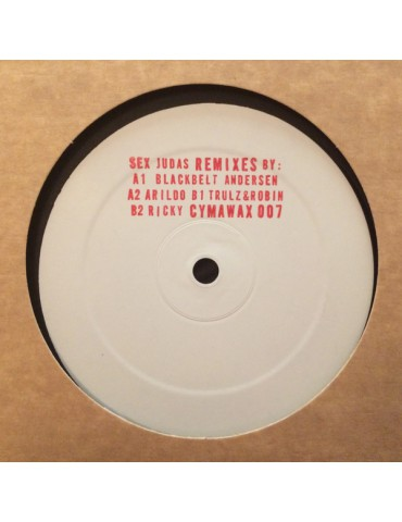 Sex Judas ‎– Sex Judas Remixes