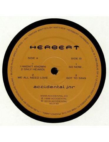 Herbert – I Hadn't Known (I...