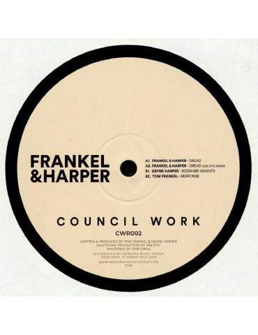 Frankel & Harper – Dread EP