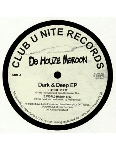 Da Houze Maroon – Dark &...