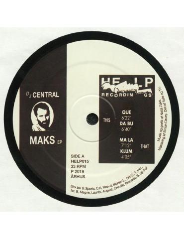 DJ Central – Maks EP