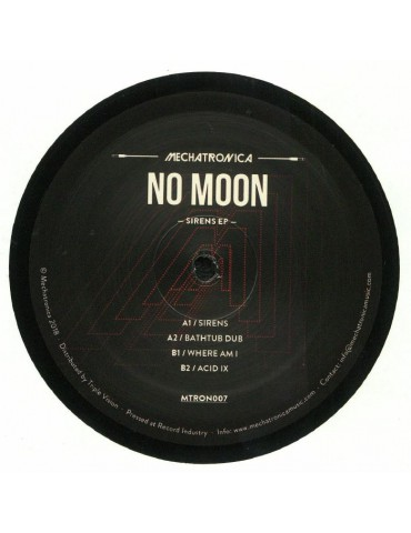 No Moon – Sirens EP