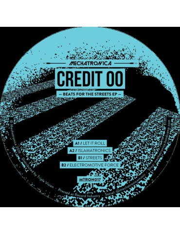 Credit 00 ‎– Beats For The...