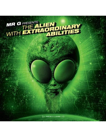 Mr. G – The Alien With...