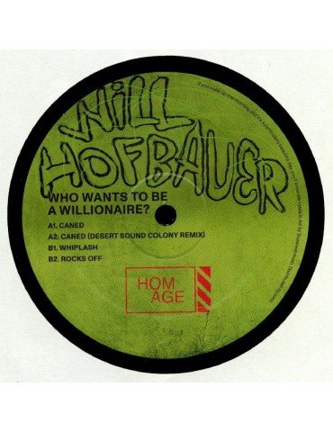 Will Hofbauer – Who Wants...