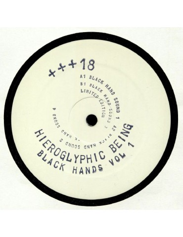 Hieroglyphic Being ‎– Black...