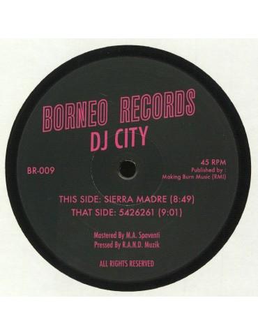 DJ City – Sierra Madre