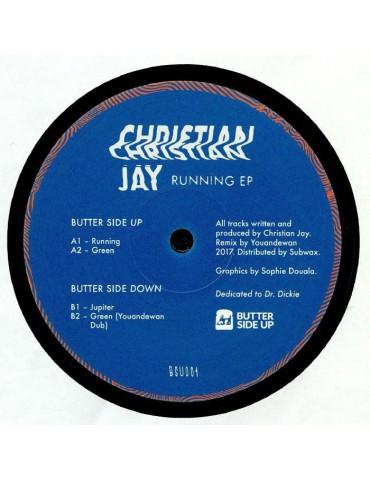 Christian Jay – Running EP