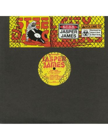 Jasper James – Steel City...